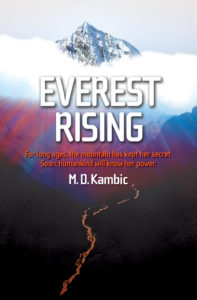 Everest Rising cover