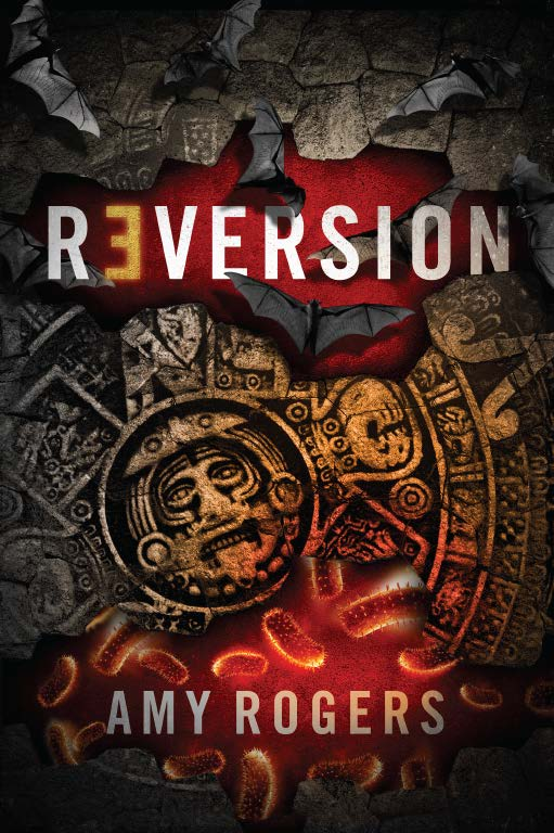 REVERSION front cover